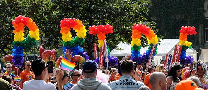Pride Atmosphere